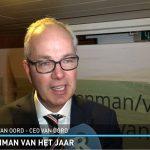 Pieter van Oord verkozen tot Havenman van het Jaar
