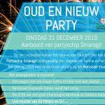 Oud en Nieuw Party 2019-2020