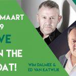 24 maart: Wim Dalmee & Ed van Katwijk