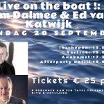 20 september: Wim Dalmee & Ed van Katwijk