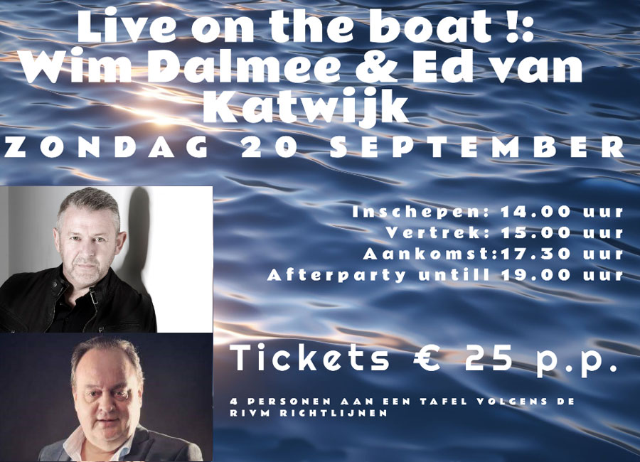 20 september 2020 - live on the boot